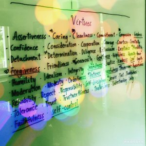 List of Virtues